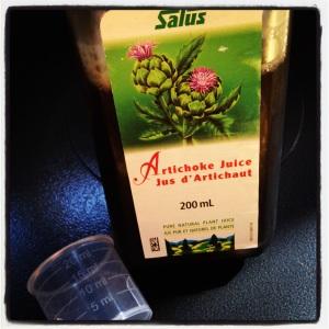 Salus Artichoke Juice