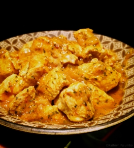 "My ""Butter Chicken"" Recipe"