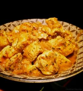 "My ""Butter Chicken"" Recipe"