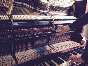 piano knabe