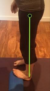 calf stretch alignment