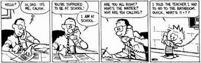 Calvin Math